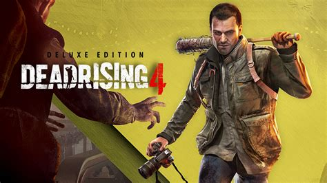 Pc Dead Rising 4 dead rising 4 deluxe edition available for pre order and