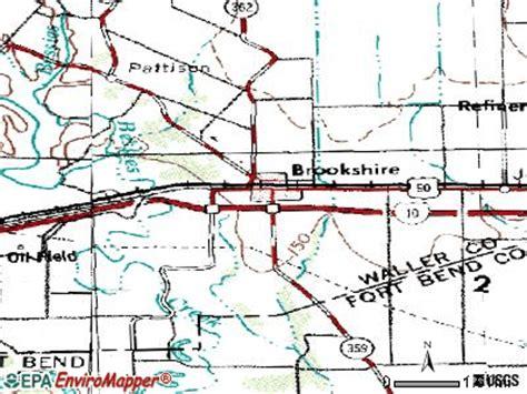 brookshire texas map brookshire texas tx 77423 profile population maps real estate averages homes statistics