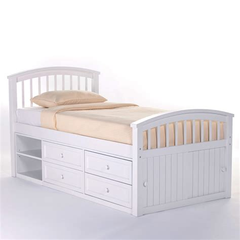 white twin bed with drawers white trundle bed full size of solid wood twin bunk bed
