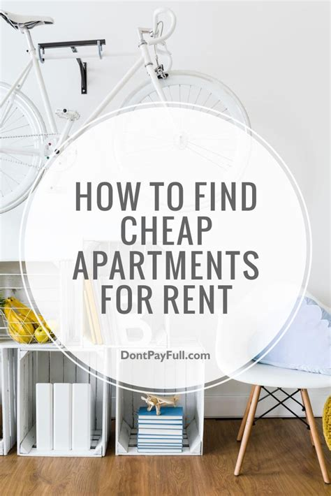Cheap Appartment For Rent How To Find Cheap Apartments For Rent