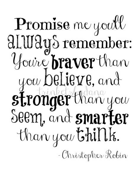printable christopher robin quotes quot you re braver than you believe quot christopher robin to