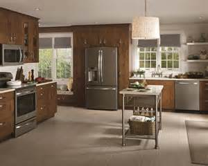 Kitchen Remodeling Design Slate Vs Stainless Steel Bray Amp Scarff Kitchen Design Blog