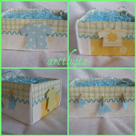 como decorar caja de regalos para baby shower imagui caja baby shower una amiga me lllamo y me dijo llevare pal flickr