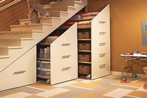 original under stairs storage space ideas alldaychic
