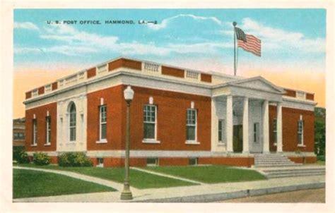 Post Office Hammond La u s post offices hammond louisiana philatelic database