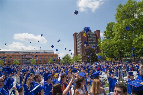 New Paltz Finder More Than 1 500 New Grads Walk At 2015 Suny New Paltz Commencement Suny New Paltz News