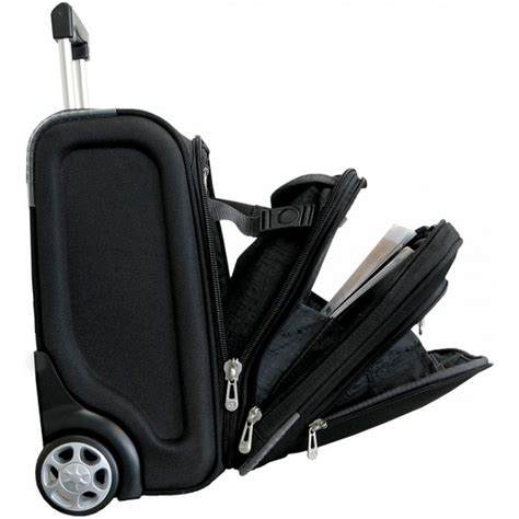 best laptop trolley bags caribee vip cabin size luggage 15 quot laptop trolley