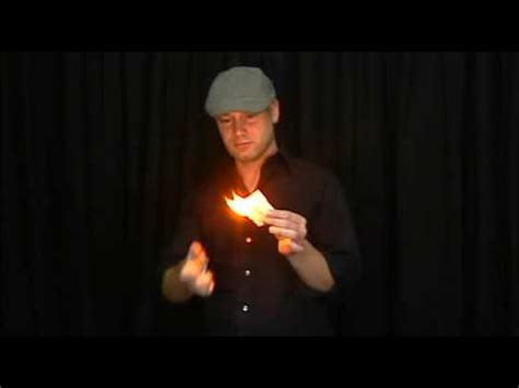 Flash Paper - flash paper for magic tricks by revolution magic