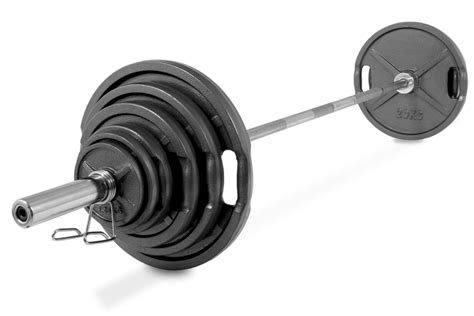 Plate Barbell Kroon Op 140 Iron Olympic Plate Set For Sale At Helisports