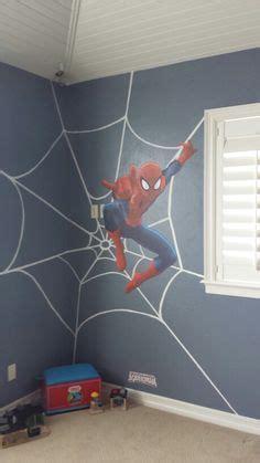 superhero bedroom paint ideas my batman gotham city wall mural home is where the heart is pinterest gotham city gotham