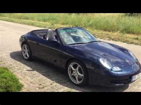 Porsche Kosten by Porsche 996 Cabrio Kosten Teil 1