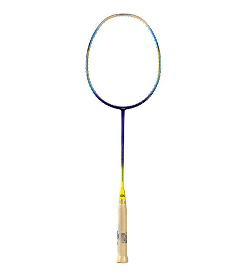 Raket Lining Windstorm 610 li ning windstorm 610 badminton racket buy at best price on snapdeal