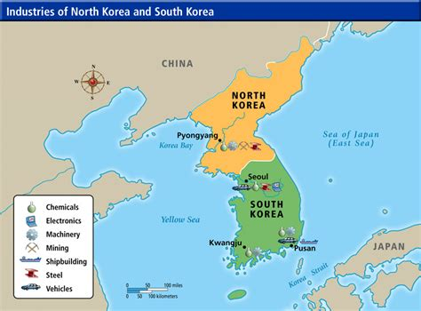 5 themes of geography south korea world geography powered by oncourse systems for education