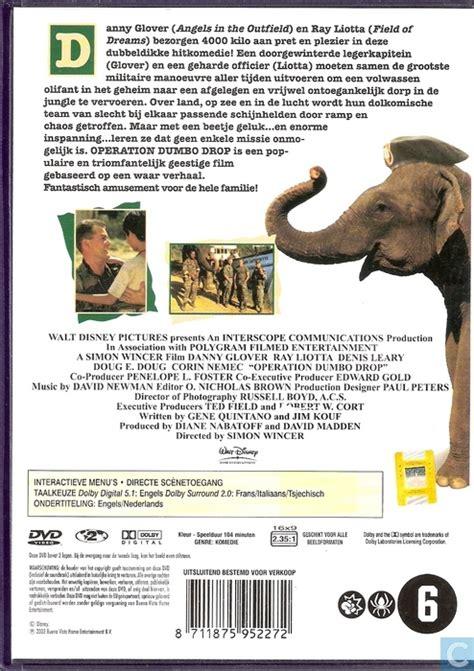 Vcd Original Operation Dumbo Drop operation dumbo drop dvd catawiki