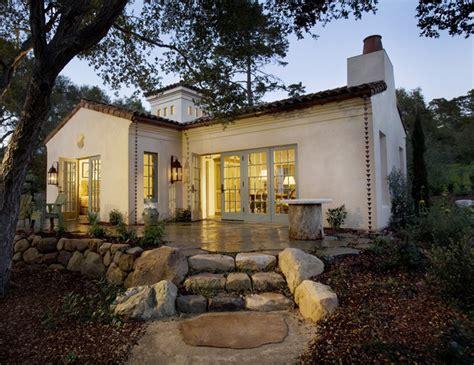 Cottage Santa Barbara by Montecito Cottage Exterior Mediterranean Exterior