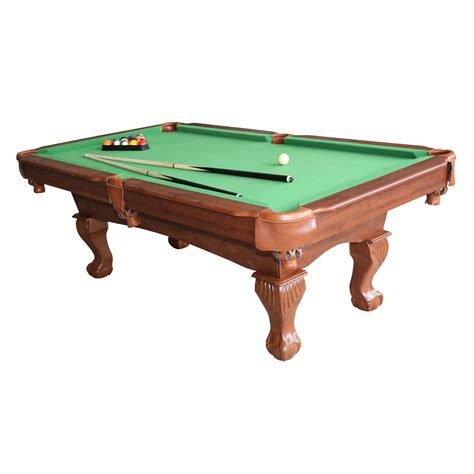 pool table usa 89 in santa fe billiard table sears