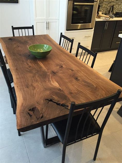 black walnut dining table 25 best ideas about black dining tables on