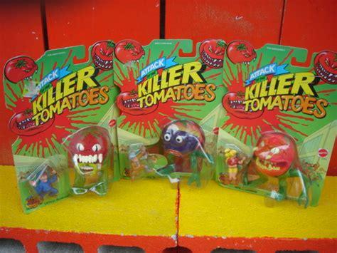 killer tomato toys キラートマト 2000toys