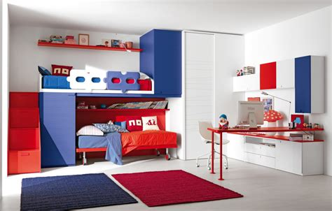 Colors and decorating ideas of children s bedrooms