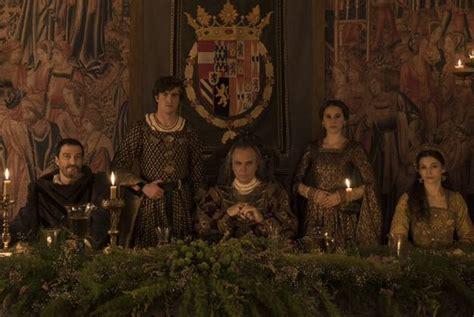 la corona partida tve rueda la corona partida el largometraje que enlazar 225 isabel y carlos rey emperador