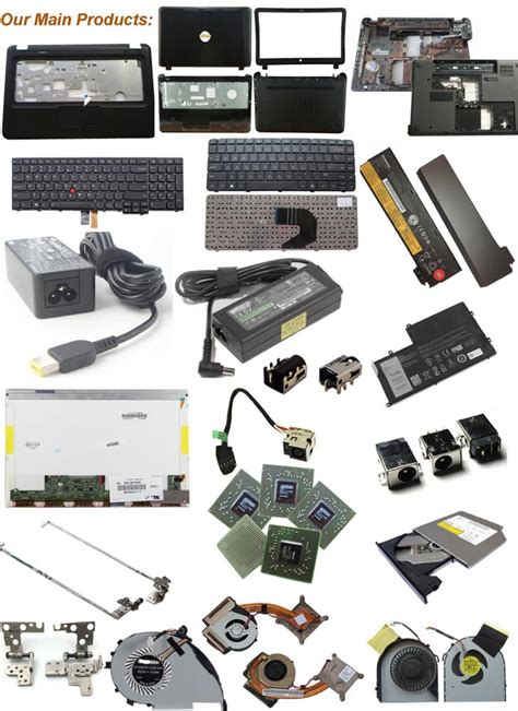 Spare Part Speaker Laptop notebook accessory laptop replacement parts laptop speaker