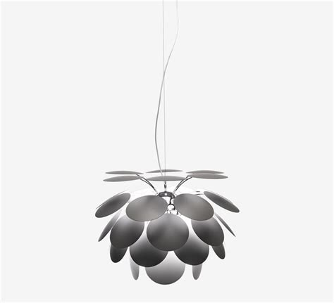 Luminaires Design Suspension 620 by Suspension Discoco Gris 216 35cm Marset Luminaires Nedgis