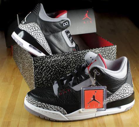 Sneakers Keychain Air 3 Black Cement sneaker news air iii black cement giveaway winner announced sneakernews