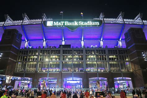m and t bank contact baltimore ravens suite rentals m t bank stadium suite
