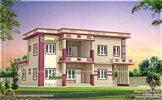 3 Bedroom House Plans Indian Style contemporary villa in different color combinations home