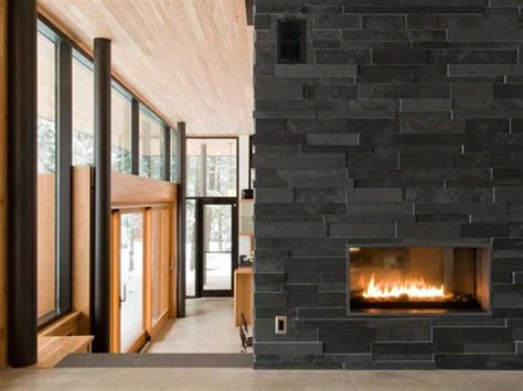 fireplace in wall trend homes modern wall fireplace design