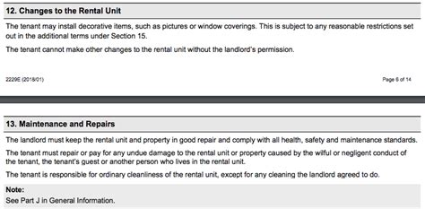 section 22 landlord and tenant act what do landlords and renters need to know about ontario s