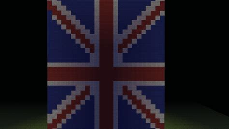 flags of the world minecraft british flag flag of britian minecraft project