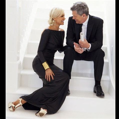 how does yolanda foster style her hair yolanda and david foster in gold and black