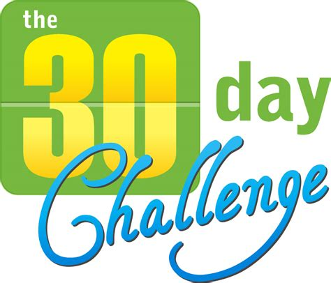 30 day transformation challenge 30 day transformation challenge living a healthy