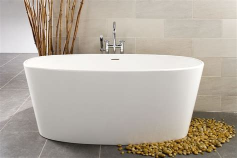 free standing bathtubs contemporary bov01 66 bathtub contemporary bathtubs montreal by