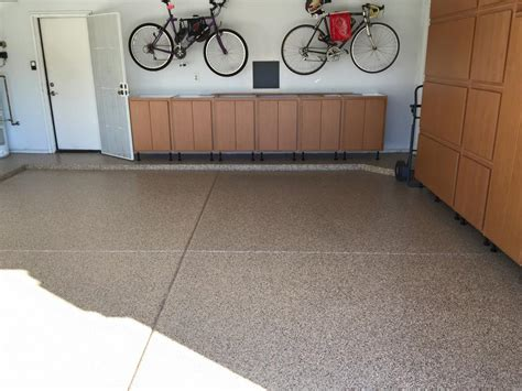 cave creek epoxy garage floor coatings barefoot surfaces