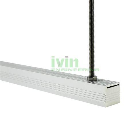 led drop light housing ceiling pendant linear light