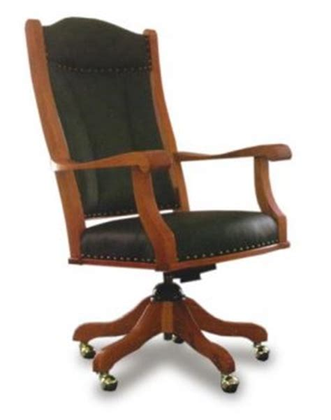 Amish Desk Chair by Amish Office Chair Amish Office Furniture Plum