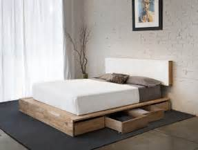 How To Make A Platform Bed With Drawers bedroom storage making the most of the under bed space
