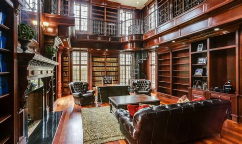 13,000 Square Foot Stone Mansion In Orchard Park, NY