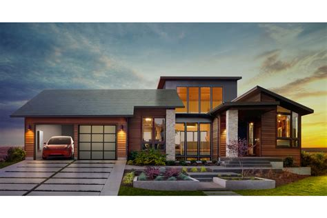 Types Of Home Design Styles tesla hopes to take over housing market with these roof