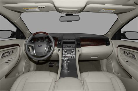 2010 Ford Taurus Interior by 2010 Ford Taurus Price Photos Reviews Features