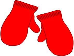 Christmas mittens clip art car tuning
