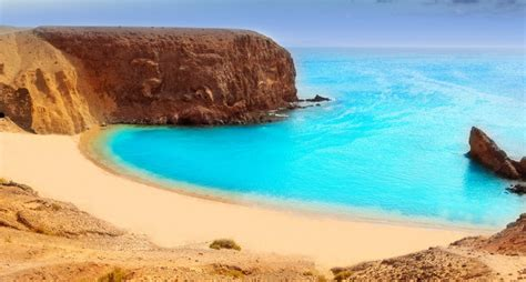 best canary island the best beaches in the canary islands cook