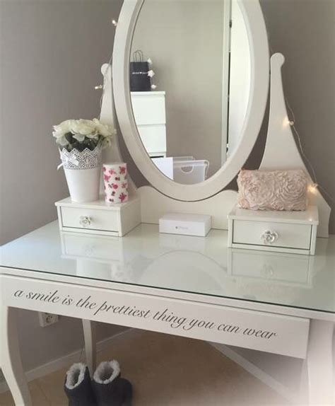 Creative Home Decoration by 25 Beste Idee 235 N Over Make Up Tafels Op Pinterest Make