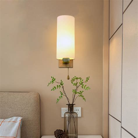 Japanese Wall Sconce ᗐcreative Japanese Style Wall ξ Sconce Sconce Wood Wood Wall L Living Room
