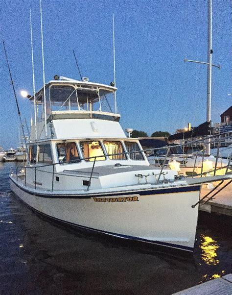lobster boat cruiser 36 wayne beal downeast lobster flybridge cruiser tuna