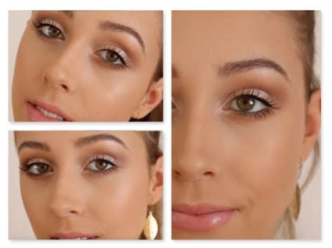 tutorial lipstik simpel easy summer makeup tutorial youtube