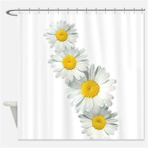 Daisy Shower Curtains Daisy Fabric Shower Curtain Liner