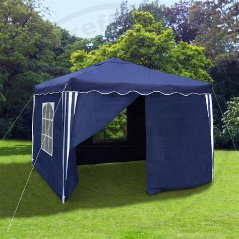 faltpavillon 3x3 faltpavillon 3x3 partyzelt metall garten pavillon